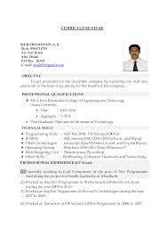 Cv Template For Dubai Jobs
