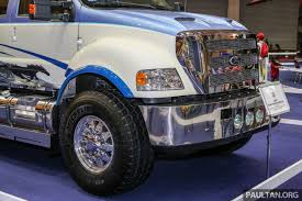 GALLERY: Sultan Of Johor's Ford F-650 Super Truck Paul Tan - Image ... Ford F650 Wikipedia Bahasa Indonesia Ensiklopedia Bebas 2009 Flatbed Truck For Sale Spokane Wa 5622 2016 F6f750 Super Duty First Look Trend Lays Off 130 Hourly Employees Due To Decreasing F750 Show N Tow 2007 When Really Big Is Not Quite Enough New 2018 Salt Lake City Ut Call 8883804756 And Van Roush Gets Electric With Transport Topics Trucks Salefordf650 Xlt Cabfullerton Canew Car Festive Spotlights Fuel
