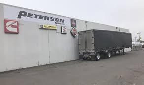 100 Brattain International Trucks Peterson Acquires California