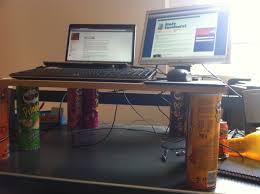 Lifehacker Standing Desk Diy by Living A Successful College Life U2013 Diy Stand Up Desk Plus Adobe