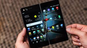 ZTE Axon M dual screen phone first look