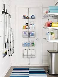 Dont Forget About Your Doors Clever Laundry Room Storage Solutions