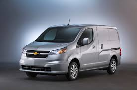 Chevy's New City Express To Compete With Ford Transit Connect ...