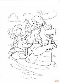 Dragon Tales Coloring Pages Printable Download Large Size