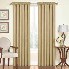 105 Inch Blackout Curtains by Eclipse Samara Blackout Energy Efficient Thermal Curtain Panel