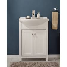 Shop Design Element Marian 24-inch White Wood Single Sink Vanity ... Design Element Milan 24 Bathroom Vanity Espresso Free Shipping 78 Ldon Double Sink White Dec088 36 Single Set In Galatian 88 With Porcelain Stanton 72 W Vessel Inch Drawers On The Open Bottom Dec074sw Citrus 48inch Solid Wood W X 22 D 61 Gray Marble Hudson 34 H
