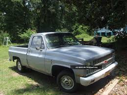 100 1981 Chevy Truck For Sale Chevrolet C 10 Custom Deluxe Condition W 70 825m