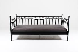 canapé lit fer forgé daybed divan en fer forgéž convertible en lit simple mykaz