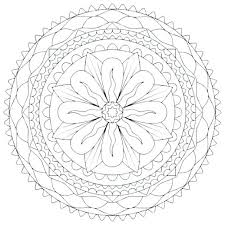 Cool Flower Designs Drawing Step Draw Easy To On Paper