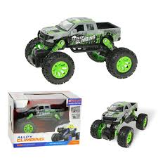100 Sk Toy Trucks Jenilily Pull Back Car Alloy 4 Wheels Drive Climbing Shock Resistant OffRoad Vehicle With 4 Independent Shock Springs For Toddler Boys Girl
