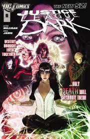 Justice League Dark 1 40 0 231 2 Annual 2011 2015