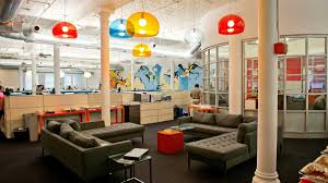13 hot startups with inspired office design