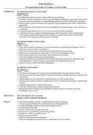 Image Gallery Of Product Management Resume Samples 19 Warm VP Manager Velvet Jobs