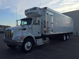 Peterbilt 340 Van Trucks / Box Trucks For Sale ▷ Used Trucks On ... Refrigerated Delivery Truck Stock Photo Image Of Cold Freezer Intertional Van Trucks Box In Virginia For Sale Used 2018 Isuzu 16 Feet Refrigerated Truck Stks1718 Truckmax Bodies Truck Transport Dubai Uae Chiller Vanfreezer Pickup 2008 Gmc 24 Foot Youtube Meat Hook Refrigerated Body China Used Whosale Aliba 2007 Freightliner M2 Sales For Less Honolu Hi On Buyllsearch Photos Images Nissan