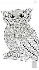 Adult Antistress Coloring Page Black And White Hand Drawn Illustration For Book