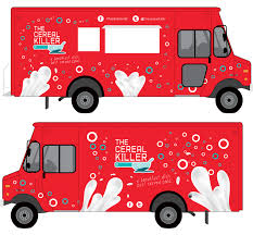 Food Truck Brand Design: The Cereal Killer On Behance Fast Food Truck Logo Vector Illustration Stock Royalty Free Seattle Breakfast Trucks Roaming Hunger Food Truck Roundup Special Sections Dailyuwcom Blackbellys Darth Tater Now Serves Eater Denver Smiling Faces Beautiful Institute For Justice Munchmallow Toronto Pas Pork In Thomas Battle Dayton Ohio The Rooster Has The Burrito Of Your Dreams School Movement Is On A Roll Network Icymi Grange And Grub Is New Driveup Breakfast New Buffalo Das Wafel Brings To Streets Pancake Pioneer Reinvention According To Leah Wilcox Her