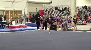 Usag Level 3 Floor Routine Tutorial by Chicago Style 2017 Usag Floor Routine Level 4 Youtube