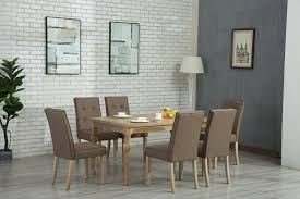 100 Oak Table 6 Chairs Amazoncom Oliver Smith Roosevelt Collection 7 Piece Dining