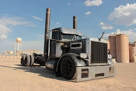 100 Rat Rod Semi Truck The Monstrous Peterbilt Vegas S Vegas S Discovery