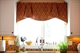 White Kitchen Curtains With Sunflowers by Target Curtains And Blinds Medium Size Of Themed Kitchen Small