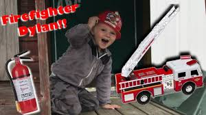 100 Fire Truck Cozy Coupe TODDLER PLAYS ON SWINGSET OUTSIDE LITTLE TIKES COZY COUPE CAR SWING