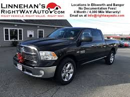 100 Bangor Truck Equipment 2015 Ram 1500 Big Horn
