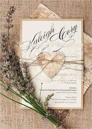 Top 15 Popular Rustic Wedding Invitations Idea Samples On Pinterest