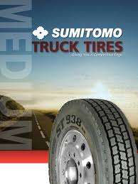 100 Sumitomo Truck Tires Commercial Catalog Tire