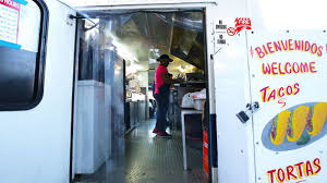 Watch: A Beloved Houston Taco Truck Marches On In The Face Of ... Tribeca Taco Truck E A T R Y R O W Houston Streetwise Lower Westheimer In Pictures Taco Trucks Is This Houston Socal Tacos The Trail Boca Truck Phoenix Food Trucks Roaming Hunger Chili Bobs Eats Mexican Pollo Grill Party Dallas Newest Beloved Taco Truck Rumes Restaurant Operations On Washington Ave Register To Vote At These Hottest Warming Streets This Winter Plus
