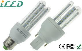 6400k cool white type g24 2pin led corn light bulb 5w e27
