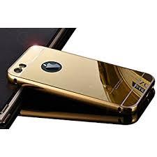 Amazon iPhone 5 5S Gold Mirror case Umiko TM NEW Luxury