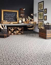 Mannington Carpet Tile Adhesive by Bold Graphic And Absolutely Gorgeous Deco Is An Authentic