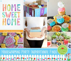 Party Finds For Planning A Housewarming From Printables To Decor
