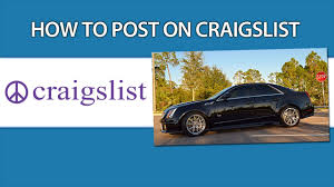 How To Post On Craigslist - YouTube Cash For Cars Fontana Ca Sell Your Junk Car The Clunker Junker Craigslist Los Angeles California And Trucks Latest Sckton Parkersburg Ohio Used Vehicle And Vans Craigslist Los Angeles Cars Youtube Wning Commuter Is Drivgline Rise Grind Dallas Food Roaming Hunger Outdoor Show At The Indoor Sacramento Autorama Hot Rod Lovely Honda Accord Sale By Owner Civic