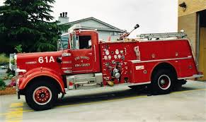 1964 Kenworth/Curtis-Heiser 1500/500 Gal Pumper.... | Vintage Fire ...