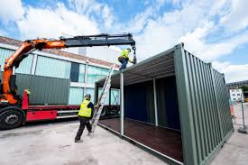 100 Shipping Containers Converted Shipping Containers Lift Bristols Burgeoning Food Scene