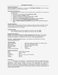 Selenium Sample Resume | Duynvaerder.nl