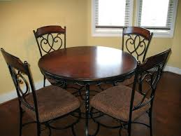 Dining Chairs ~ Spring Wrought Iron Dining Chair Wrought ...