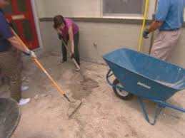Installing 12x12 Patio Pavers by How To Install Concrete Pavers How Tos Diy