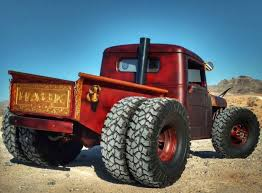 Hauk Designs Jeep Truck
