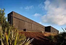 100 Crosson Clarke Carnachan Architects Dark Wood Cladding Tutukaka House In New Zealand By