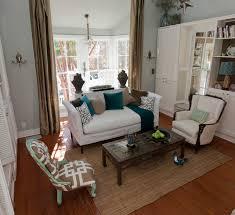 modern farmhouse farmhouse living room by