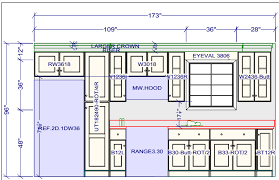 Standard Kitchen Overhead Cabinet Depth by Designing A Kitchen With An 8 U0027 Ceiling Cabinets Com