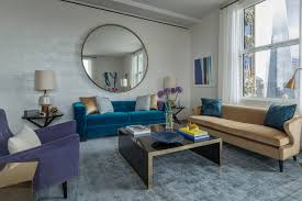 woolworth residence model apartment minimalistisch