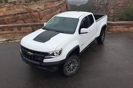 2017 Chevrolet Colorado ZR2 First Drive Review – Cleverer Girl - The ...