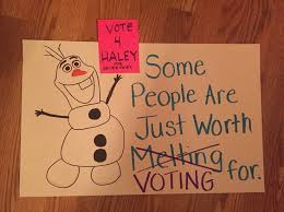 Slogans For Head Girl Elections 17 Best Student Council Election Images On Pinterest Tips Bag