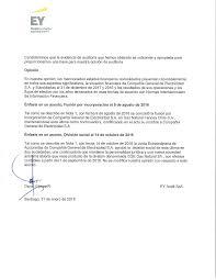 Ejemplo De Una Carta Ecosia