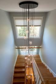 stairwell lighting type robinson house decor fantastic