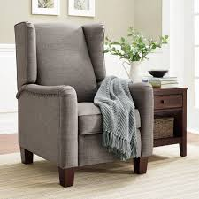 Ikea Recliner Chair Malaysia by Furniture Ikea Side Table With Table Lamp And Gray Wingback