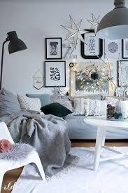 skandinavische weihnachtsdeko im wohnzimmer jetzt wird s